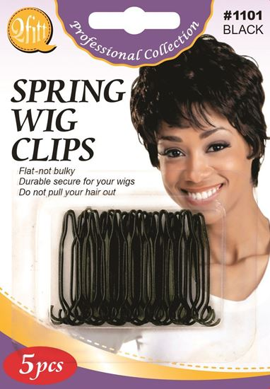 Picture of 5PCS BLISTER SPRING WIG CLIPS