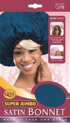 Picture of SUPER JUMBO SATIN BONNET