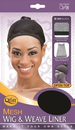 Picture of OPEN TOP MESH WIG & WEAVE LINER