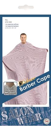 Picture of DELUXE BARBER CAPE