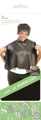 Picture of COMB - OUT SHORTIE CAPE