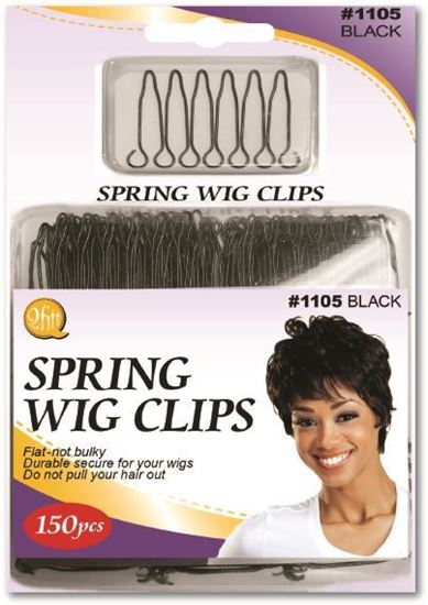 Picture of 150PCS BLISTER SPRING WIG CLIPS