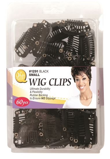Picture of 60PCS BLISTER WIG CLIPS