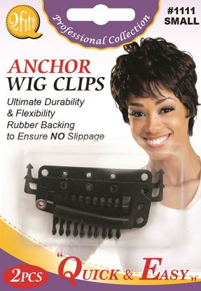 Picture of 2PCS BLISTER ANCHOR WIG CLIPS