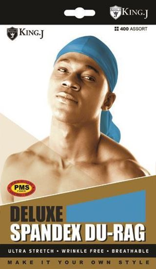 Picture of EXTRA-LONG TIE DELUXE DU-RAG