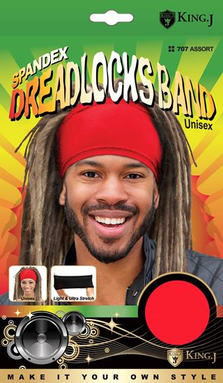 Picture of SPANDEX DREADLOCKS BAND