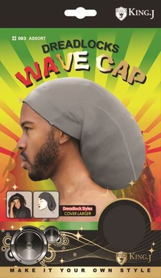 Picture of DREADLOCKS WAVE CAP