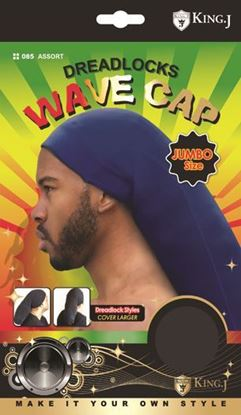 Picture of DREADLOCKS JUMBO WAVE CAP