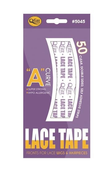 "Picture of ""A"" CURVE LACE TAPE"