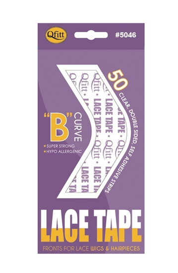 "Picture of ""B"" CURVE LACE TAPE"