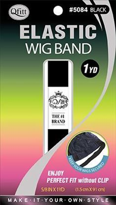 Picture of ELASTIC WIG BAND