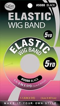 Picture of ELASTIC WIG BAND ROLL 5YD