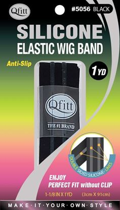 Picture of ELASTIC WIG BAND WITH SILICONE (DOUBLE SIDED)