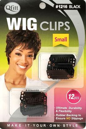 Picture of 12PCS WIG CLIPS (Small)