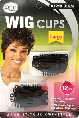 Picture of 12PCS WIG CLIPS (Large)