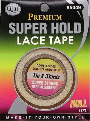 Picture of SUPER HOLD LACE TAPE: ROLL