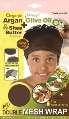 Picture of KID DOUBLE MESH WRAP
