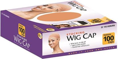 Picture of VALUE PACK 100PCS - STOCKING WIG CAP