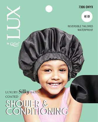 Picture of [SOLID] LUXURY SILKY SATIN COATED SHOWER & CONDITIONING - KID