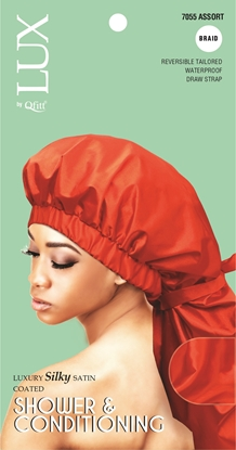 Picture of [SOLID] LUXURY SILKY SATIN COATED SHOWER & CONDITIONING - BRAID